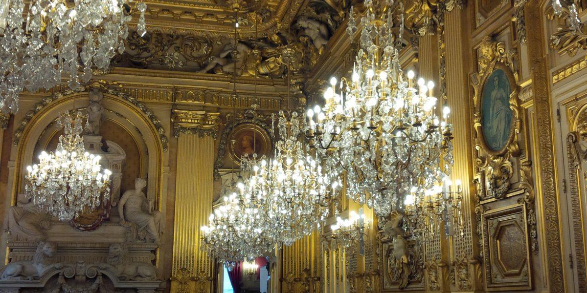 Salon de l'hôtel de ville de Lyon
