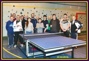 Le tennis de table au championnat de France